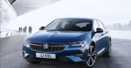 2020 Opel/Vauxhall Insignia facelift has new lights and little else