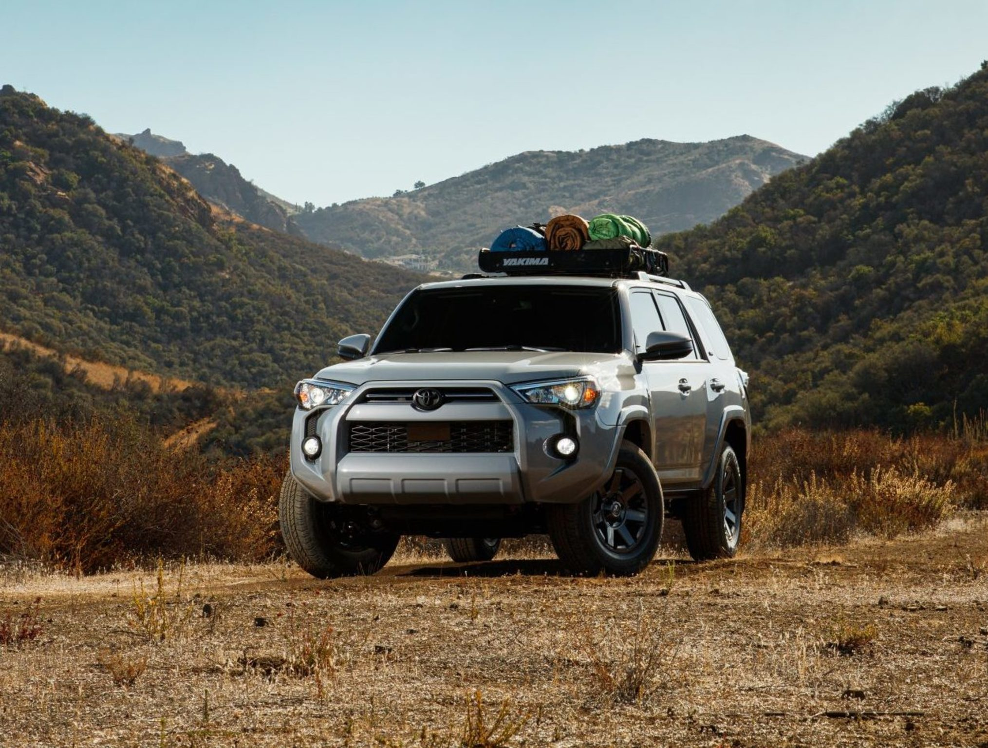 toyota 4runner trail edition 2021 n280 fifth generation