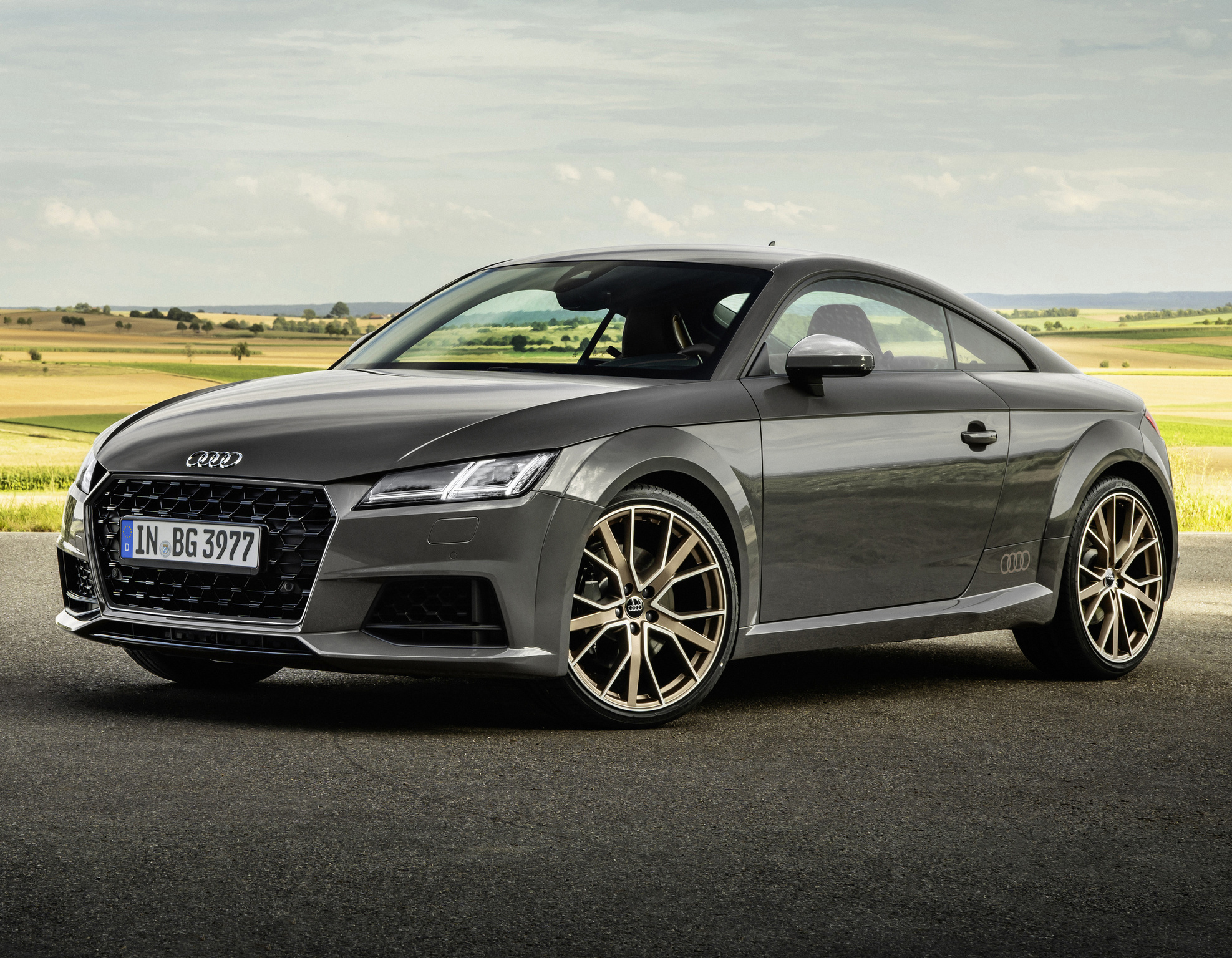 audi tt bronze selection coupe (2021, type 8s, third
