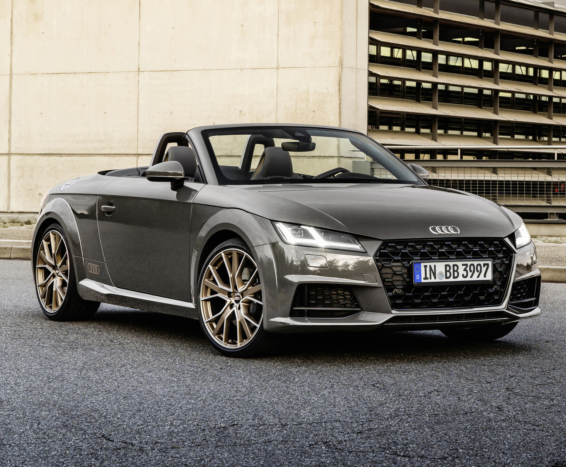 Audi TT Bronze Selection convertible (2021, Type 8S, third ...