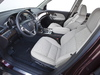 2013 Acura MDX - front seats, white leather