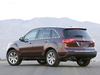2013 Acura MDX - rear, purple