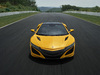 2020 Acura NSX in Indy Yellow Pearl
