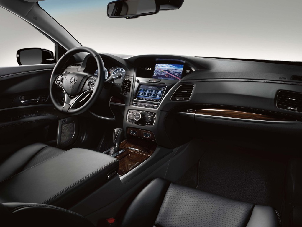 2016 Acura RLX - interior