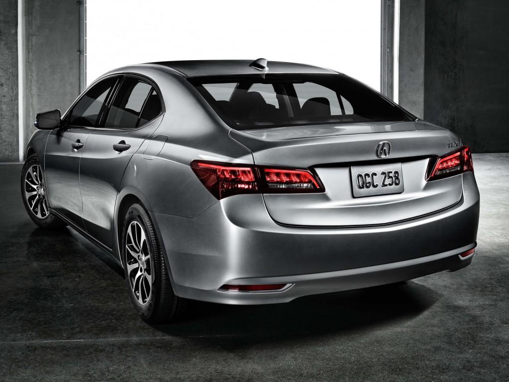 MY2015 Acura TLX