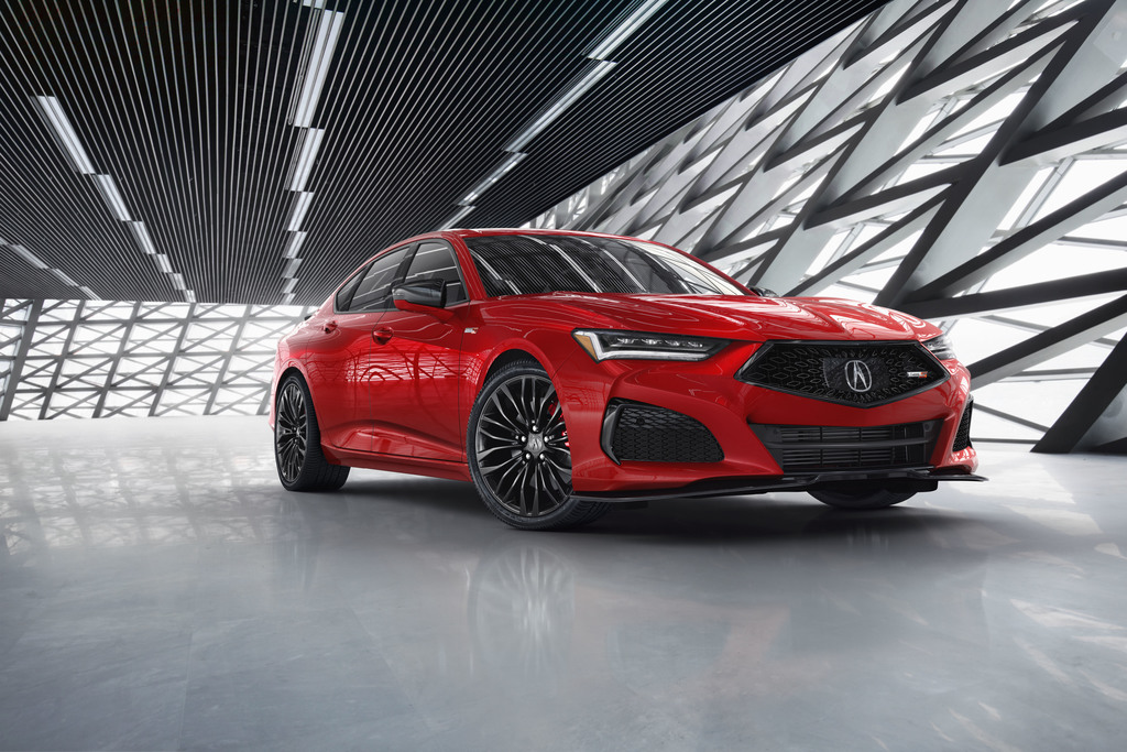 acura tlx type s 2021 second generation photos