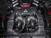 Quadrifoglio exclusive all-aluminum 505-hp direct-injection 2.9-