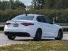 2019 Alfa Romeo Giulia Ti Sport Carbon in Alfa White