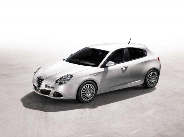 Alfa Romeo (Type 940) - front, white