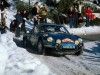 Renault Alpine A110 - rallying in the snow