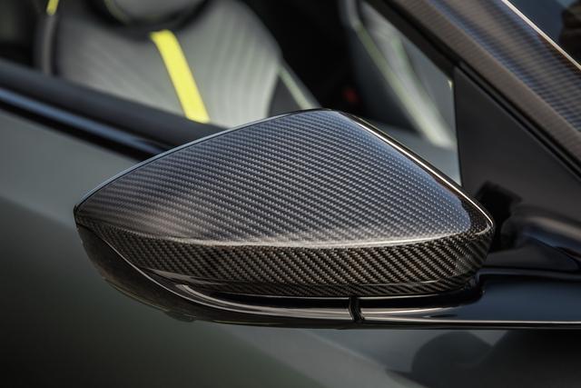 2018 Aston Martin DB11 AMR Signature Edition - carbonfiber mirror cap