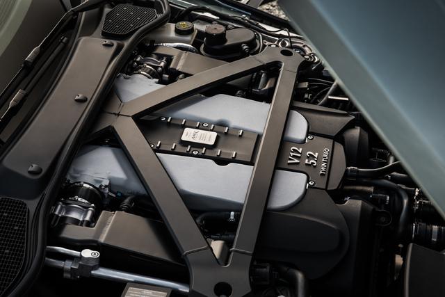 2018 Aston Martin DB11 AMR Signature Edition - 6.2-liter V12