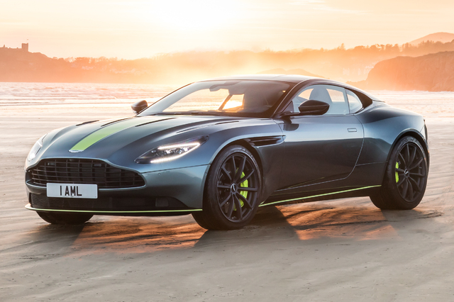 2018 Aston Martin DB11 AMR Signature Edition - front