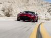 2019 Aston Martin DBS Superleggera - front, red, highway, dynamic, action driving