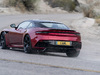 2019 Aston Martin DBS Superleggera - rear, cornerning
