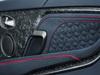 2019 Aston Martin DBS Superleggera - door trim