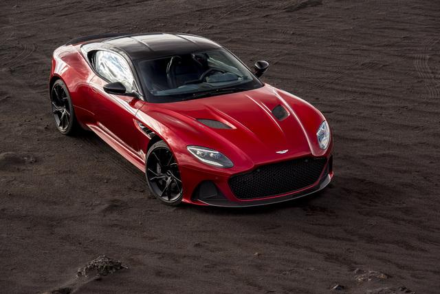 2019 Aston Martin Dbs Superleggera Db11 With More Power Aggression