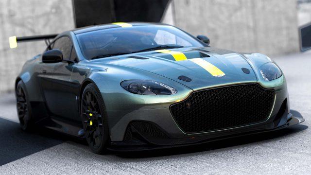 Aston Martin Vantage AMR Pro - front
