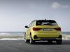 2018 Audi A1 Sportback - rear, yellow