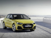 2018 Audi A1 Sportback - front, yellow