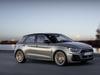 2018 Audi A1 Sportback - front, gray