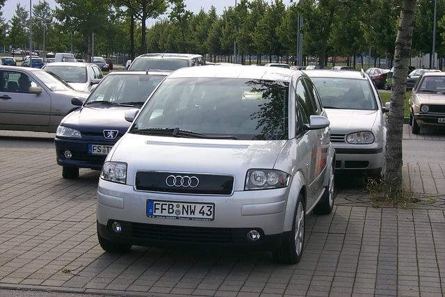 1999-2005 Audi A2