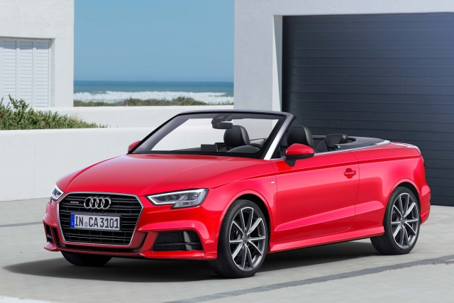 2020 Audi A3 cabrio, 2019 A3 3-door, 2017 A1 3-door axed | Between