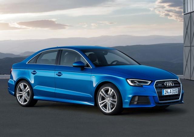 Audi A3 Sedan 8v Facelift Front