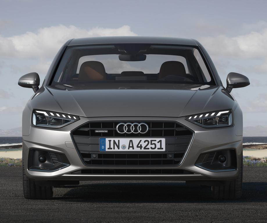 Sedan Vs Coupe >> 2020 Audi A4 vs 2016-2019 sedan: Facelift differences ...
