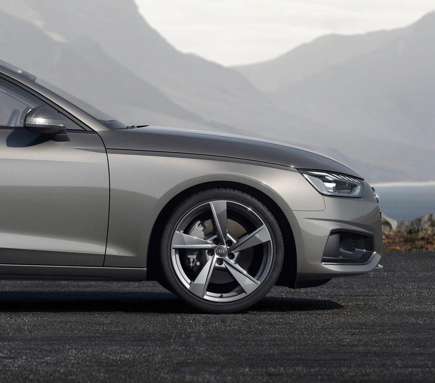 2020 Audi A4 Vs 2016-2019 Sedan: Facelift Differences