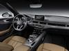 2019 Audi A4 Avant facelift - interior, dashboard
