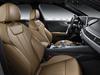 2019 Audi A4 Avant facelift - interior, front seats