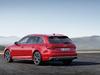 2019 Audi A4 Avant S line competition - rear