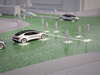 "Audi study ""25th Hour – Flow"": No Congestion in the City o"