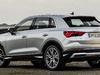 2019 Audi Q3 - rear, silver