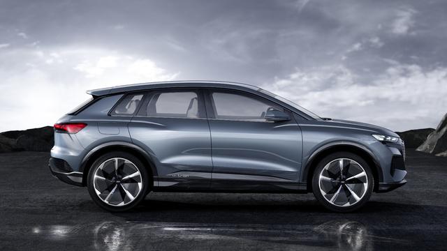 2019 Audi Q4 E-Tron Concept