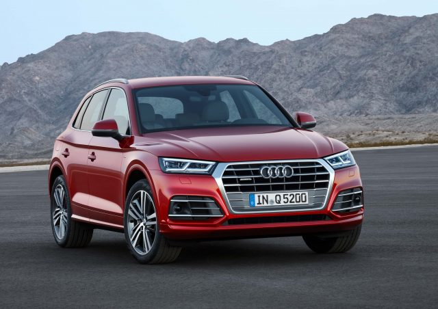 Audi Q New SUV Has Q Cues Without The Ugly Made In Mexico - Audi mexico