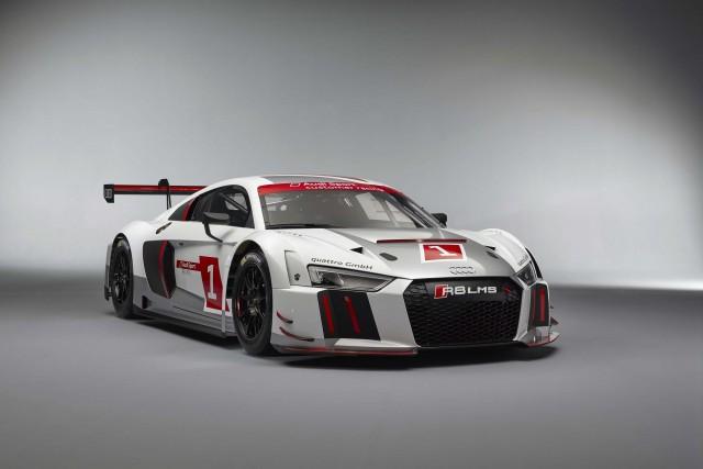 Audi R8 LMS (2016)   Front