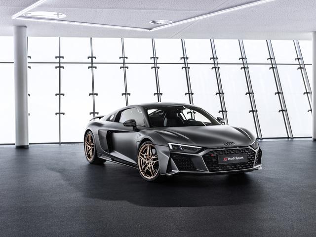 2019 Audi R8 V10 Decennium