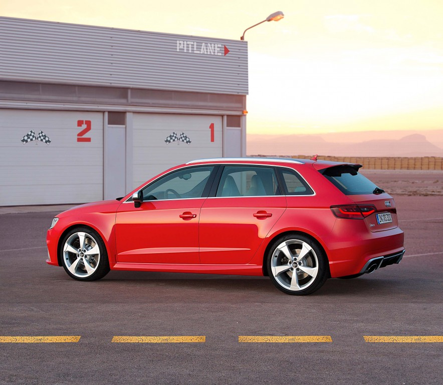 2017 Audi Rs3 Sportback Vs 2016 Rs3 Hatch What Are The Differences