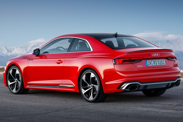 2018 audi rs5 vs 2017 a5 s5 coupe see differences in. Black Bedroom Furniture Sets. Home Design Ideas
