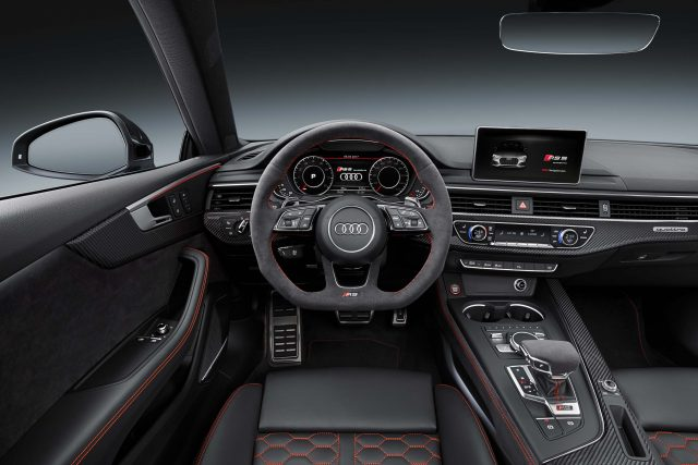 2018 audi rs5 vs 2017 a5 s5 coupe see differences in photo