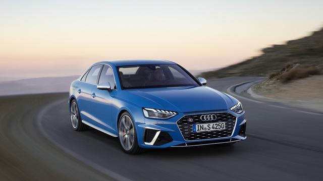 2020 Audi S4 TDI sedan