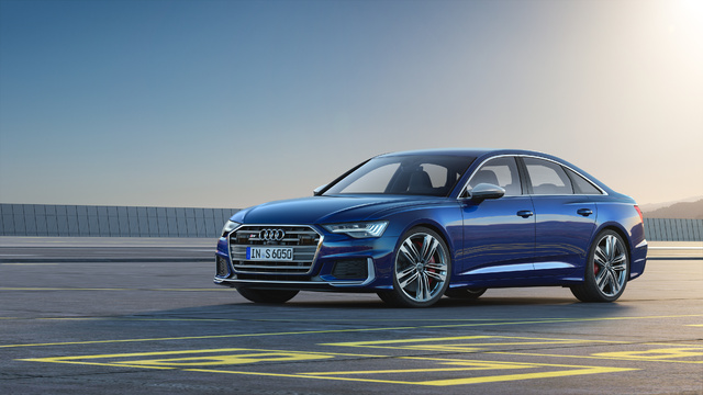 2019 Audi S6 TDI sedan