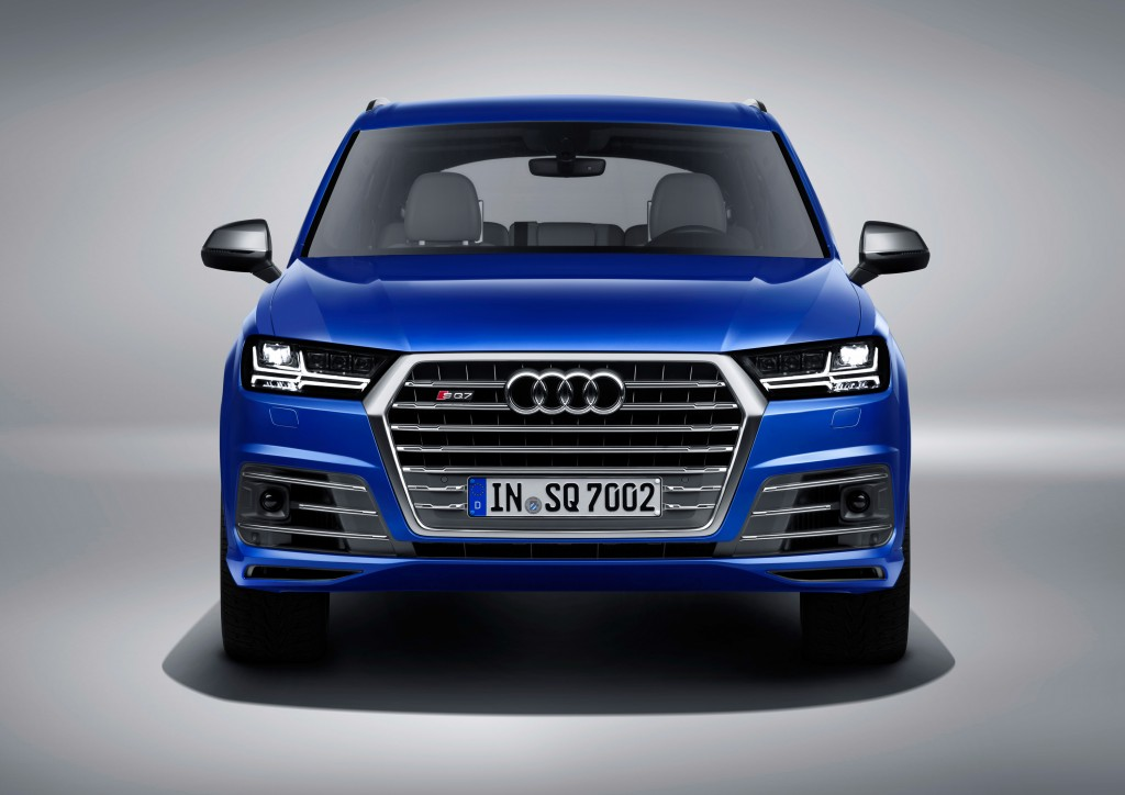 Audi SQ7 TDI (Type 4M) - nose
