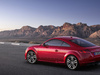 2019 Audi TT coupe facelift - rear, red
