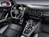 2019 Audi TT coupe facelift - interior, dashboard