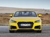 2019 Audi TT Roadster S-Line facelift - front