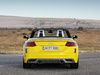 2019 Audi TT Roadster S-Line facelift - rear, top down