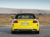 2019 Audi TT Roadster facelift - rear, top up